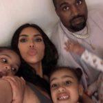 Суррогатное пополнение. У пары Кардашьян-Уэст (Kardashian-West) родился четвертый ребенок.